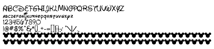 Waltograph - free font download on AllFont net
